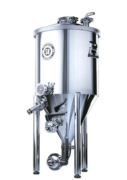 18 Gallon Conical Fermenter | CF15 | Spike Brewing - Canadian Homebrewing Supplier - Free Shipping - Canuck Homebrew Supply