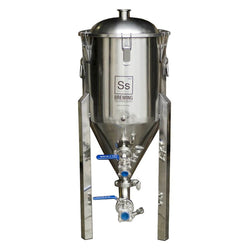 7 Gallon SS Brewtech Chronical Fermenter