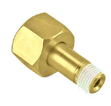 Taprite CGA 320 Nut & Nipple Replacement - Right Handed