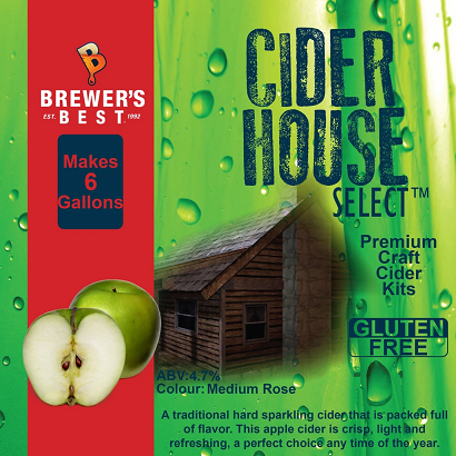 Apple Cider Recipe Kit