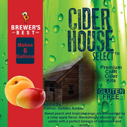 Peach Mango Cider Recipe Kit