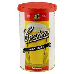 Coopers Beer Kit - Draught