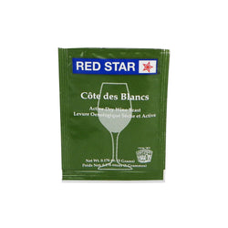 Red Star Cotes des Blanc Epernay 2 Active Wine Yeast