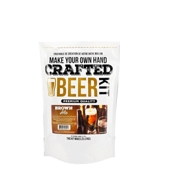 Craft Beer Kit - Brown Ale