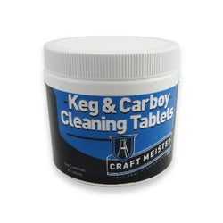 Keg/Carboy Cleaning Tablets (30 per)