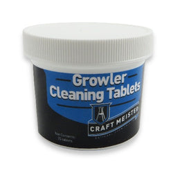 Growler Cleaning Tablets (25 per)