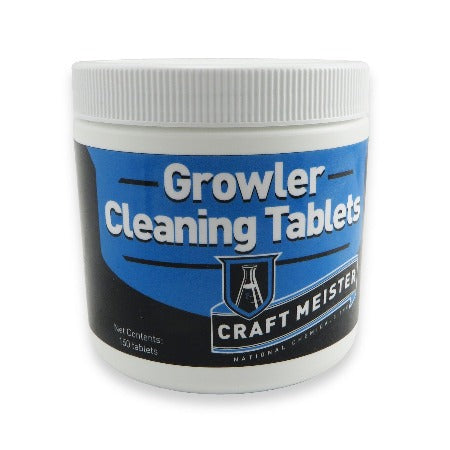Growler Cleaning Tablets (150 per)