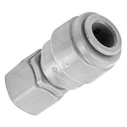 "Duotight Food Grade Plastic (Push-In) Fitting - 1/4"" FFL X 5/16"" (8mm)"