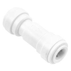 "Duotight Food Grade Plastic (Push-In) Check Valve - 3/8"" (9.5mm)"