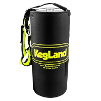 """Mini-Keg"" Growler Neoprene Jacket - 8L & 10L"