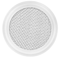 "Teflon (PTFE) Tri-Clover Stainless Steel Mesh Screen Gasket - 2"" TC"