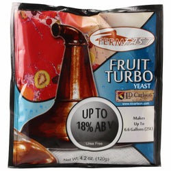 FermFast Turbo Yeast - Fruit - 120 g