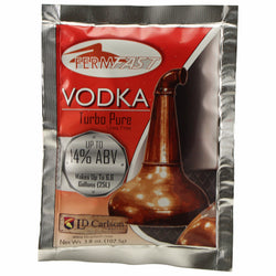 FermFast Turbo Yeast - Vodka - 107.5 g