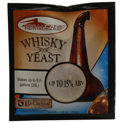 FermFast Turbo Yeast - Whisky - 30 g