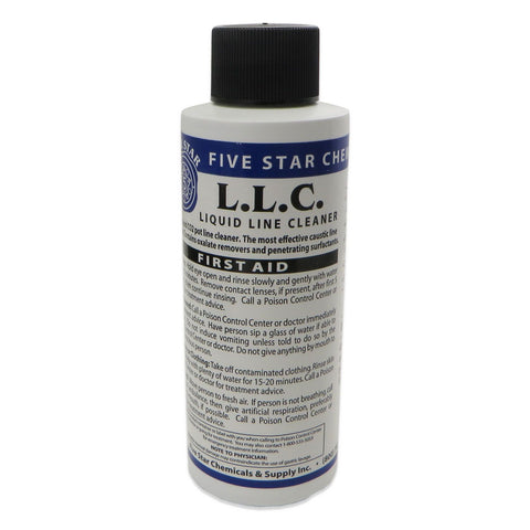 Line CLeaner Liquid - 4oz