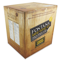 Fontana Mini Wine Kit - Cabernet Sauvignon