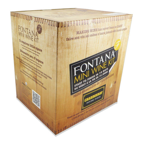 Fontana Mini Wine Kit - Chardonnay