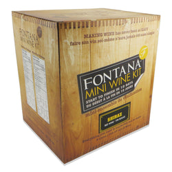 Fontana Mini Wine Kit - Shiraz