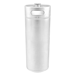 "Stainless Steel ""Mini-Keg"" Growler - 10 L"