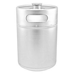 "Stainless Steel ""Mini-Keg"" Growler - 5 L"