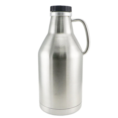 Stainless Steel Growler - 64oz