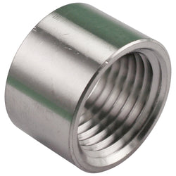 "1/2"" Female NPT Half Coupler"