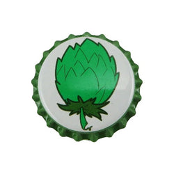 Pry-off Bottlecaps - Hops