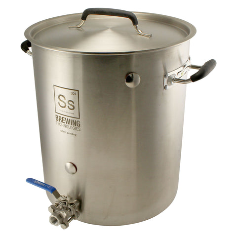 10 Gallon SS Brewtech Brew Kettle