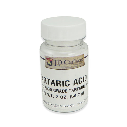 Tartaric Acid - 2oz