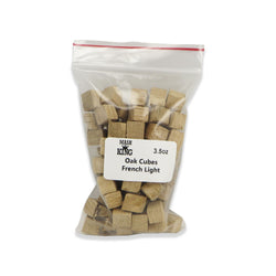 Oak Cubes - French Light Toast