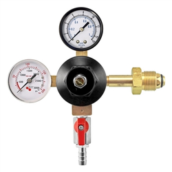 Micro Matic 1-Way Primary Low Pressure Nitrogen Regulator - 15PSI, 3000 PSI