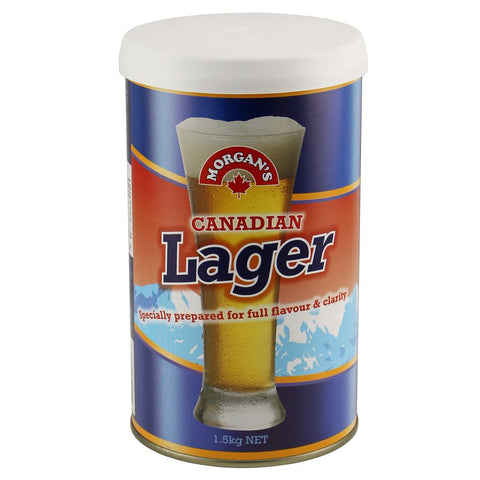 Morgan's Beer Kit - Canadian Lager