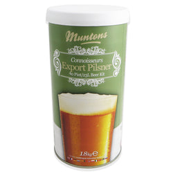 Muntons Beer Kit - Export Pilsner