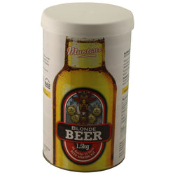 Muntons Beer Kit - Premium Canadian Range Blonde - 1.5kg