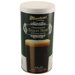 Connoisseurs Export Stout - 1.8kg