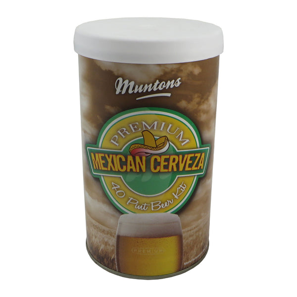 Muntons Beer Kit - Mexican Cerveza