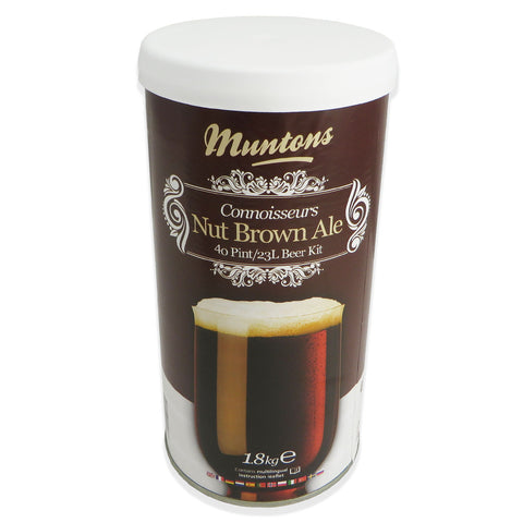 Muntons Beer Kit - Nut Brown Ale