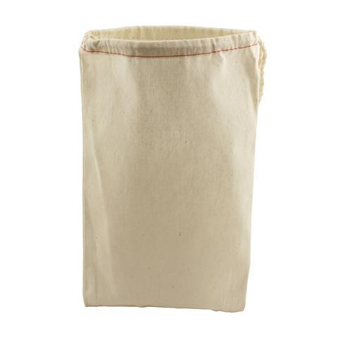 "Muslin Steeping Bag – 10.5"" by 5.5"""