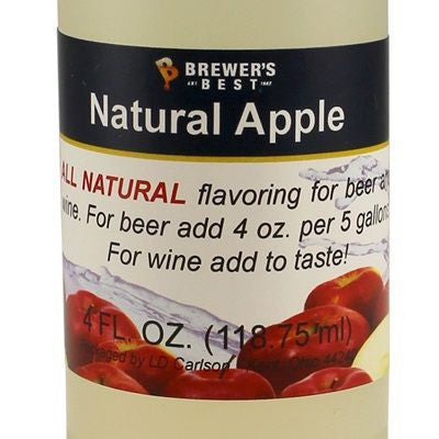 Natural Apple Flavour Extract (4oz)