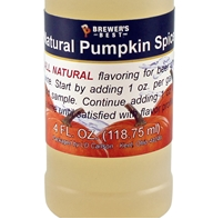 All Natural Pumpkin Spice Flavouring