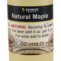 Natural Maple Flavour Extract (4oz)