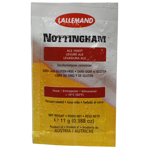 Nottingham Ale Beer Yeast