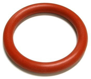 "Thick Silicone O-Ring - 11/16"" ID x 1"" 3/16"" OD"