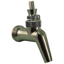 Perlick 650 Stainless Steel Flow Control Faucet