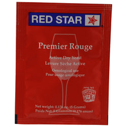 Red Star Premier Rouge Active Wine Yeast