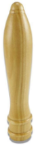 "6"" Natural Wood Grain Tap Handle"
