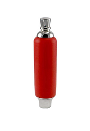 Stubby Red Tap Handle