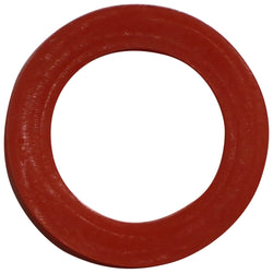 "Silicone Flat Gasket for 1/2"" NPT"