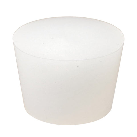 Solid No. 6 Silicone Stopper