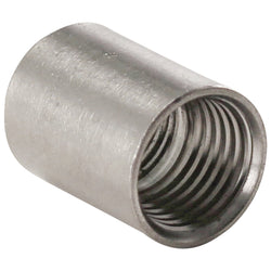 "Stainless Steel Coupler - 1/4"" Female NPT"